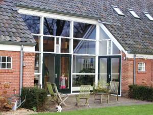 Architectuur-Projecten - Woonboerderij Valthermond Ton Groenwegen architect en adviseur